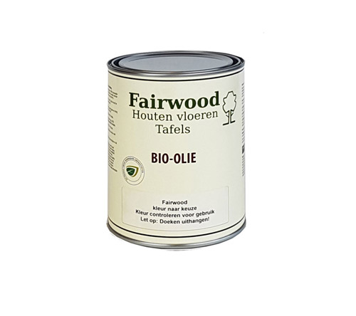 Fairwood Bio-Oil Kleur