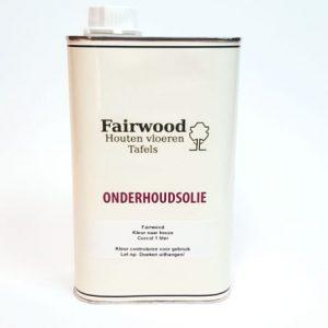 Fairwood onderhoudsolie