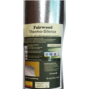 Ondervloer Thermo Silence