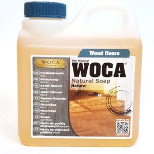 Woca naturel zeep 1 liter