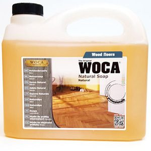 Woca naturel zeep 2.5L