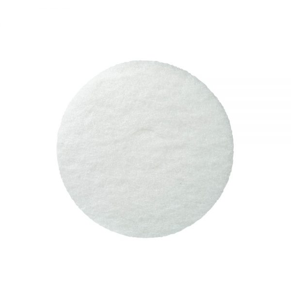 Witte pad boenmachine