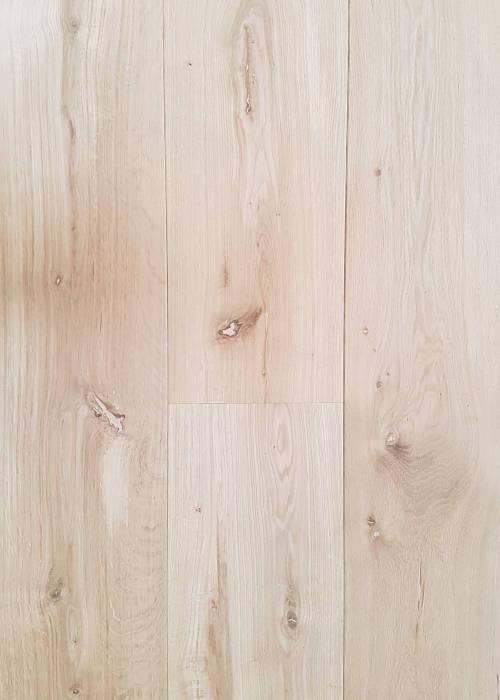 Extra brede eiken vloeren