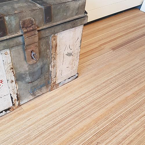 mixed hardwood houten vloer