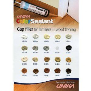 Colorsealant kit