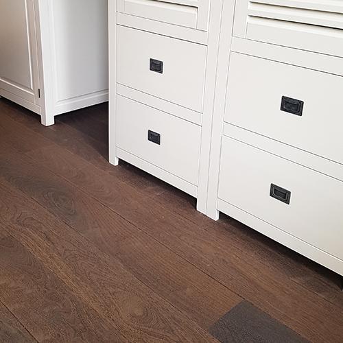 Sucupira houten parket vloer