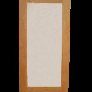 Eiken spiegel 180 x 90 cm