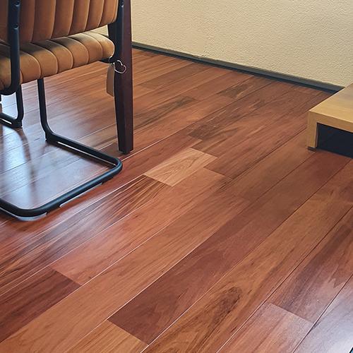 Curupau Houten vloer