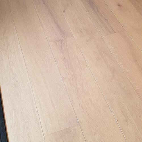 Eiken Licht rustiek houten vloer 22 cm