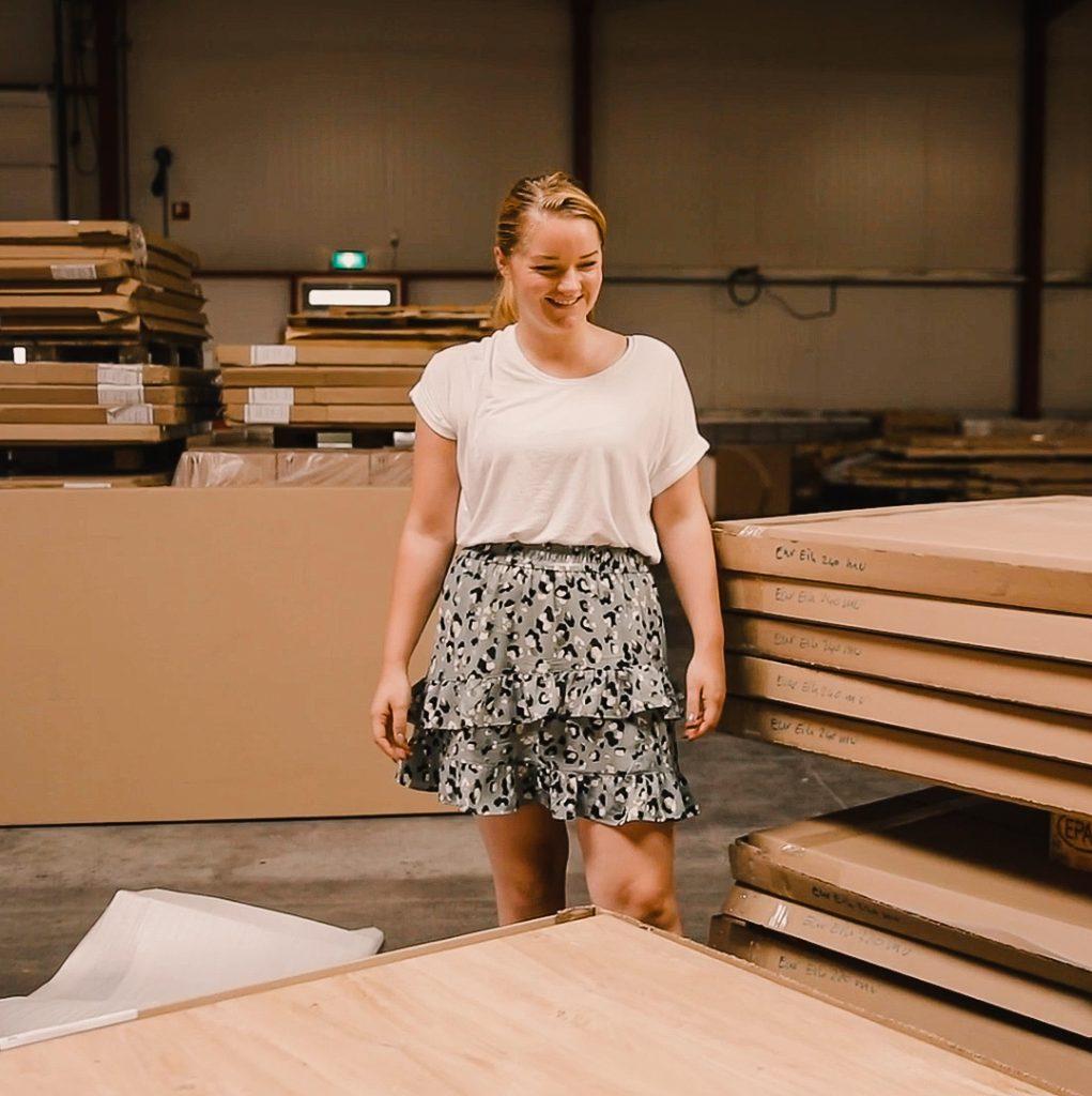Zelf uitzoeken houten tafelblad