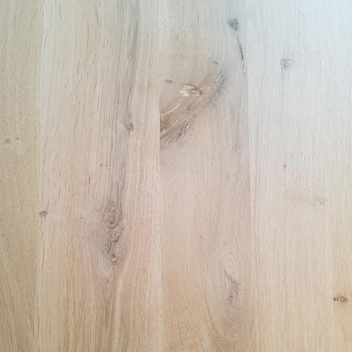 Eiken rustiek tafelblad