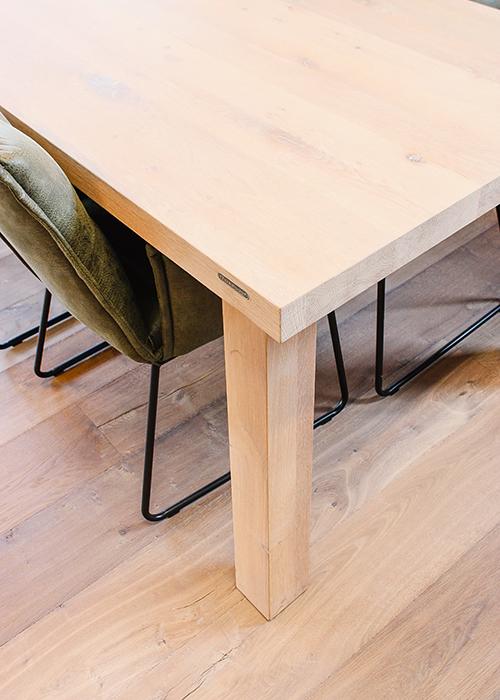 Marlow eiken tafel